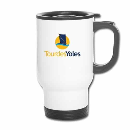 Mug thermosTour des Yoles.