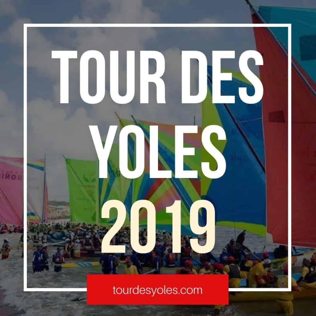 Tour des Yoles 2019